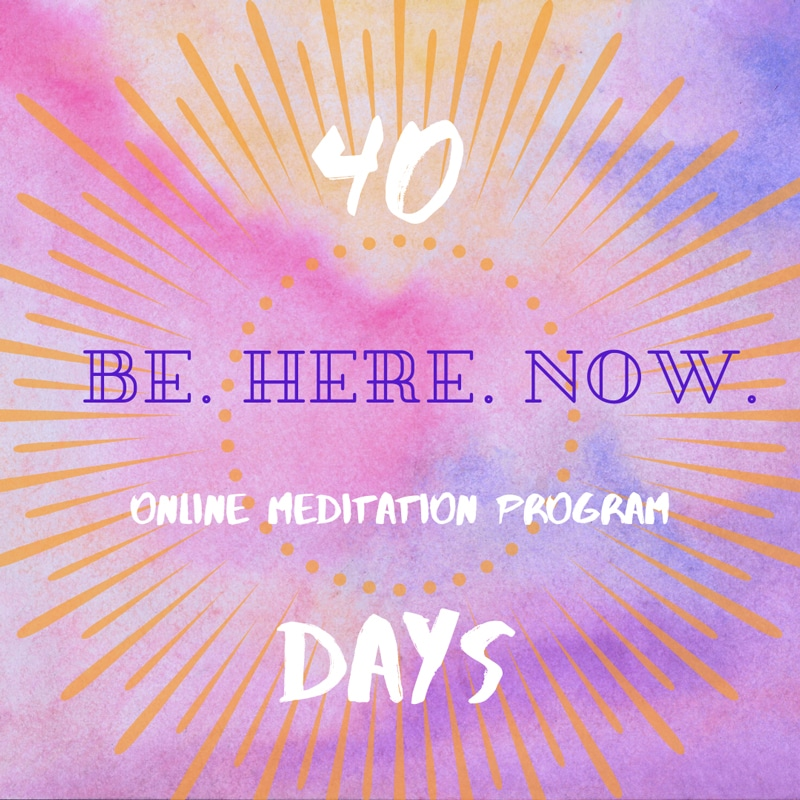 Online Meditation Program at Cochrane Family Chiropractic