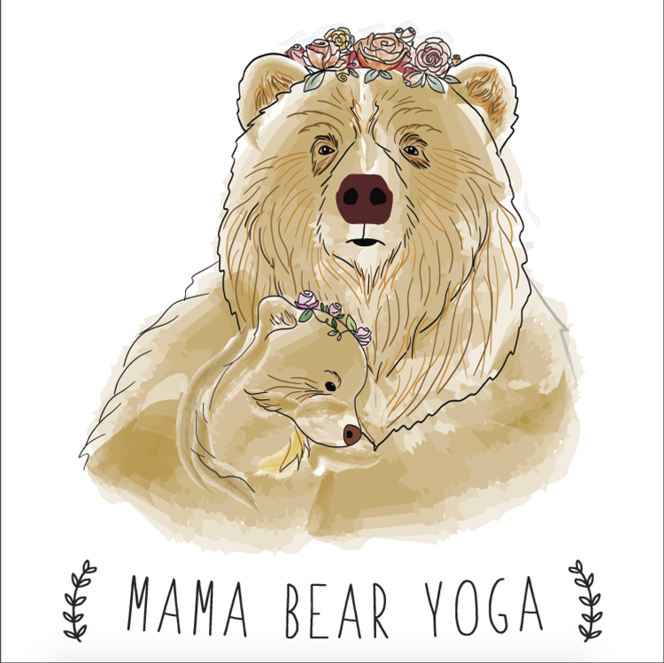 Mama Bear Yoga